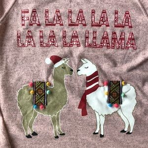 Wallflower Sweaters Womens Llama Christmas Sweater Poshmark